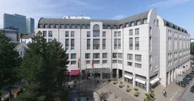 Hamburg Marriott Hotel - Aussenansicht