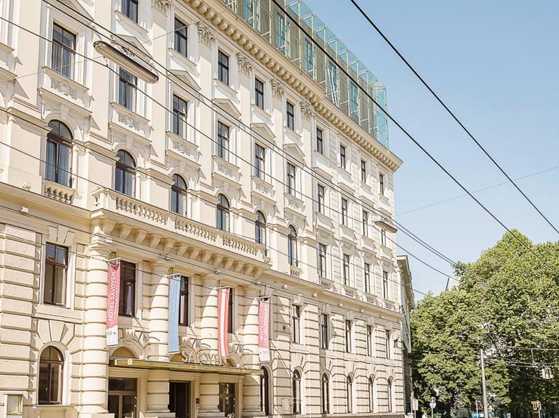 Austria-Trend-Hotel-Savoyen-Vienna