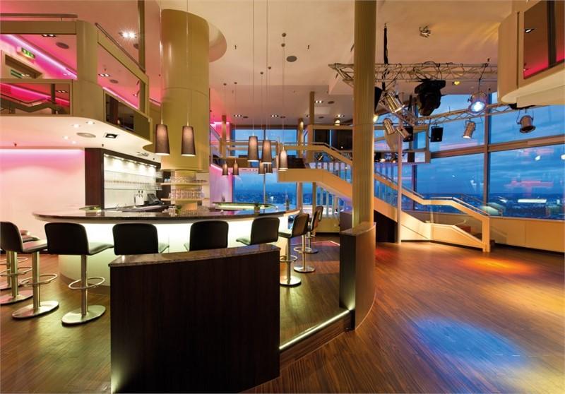 Leonardo Royal Hotel Frankfurt Tower Room