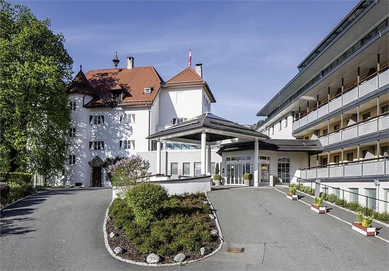 Austria Trend Hotel Schloss Lebenberg - Tagungshotel in Kitzbuehel