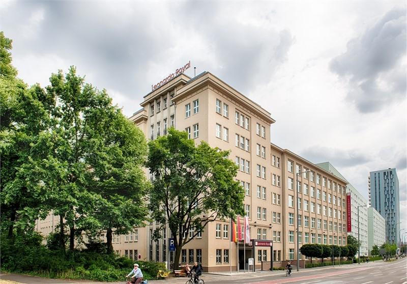 Leonardo Royal Hotel Berlin Alexanderplatz - tagungshotel24.biz