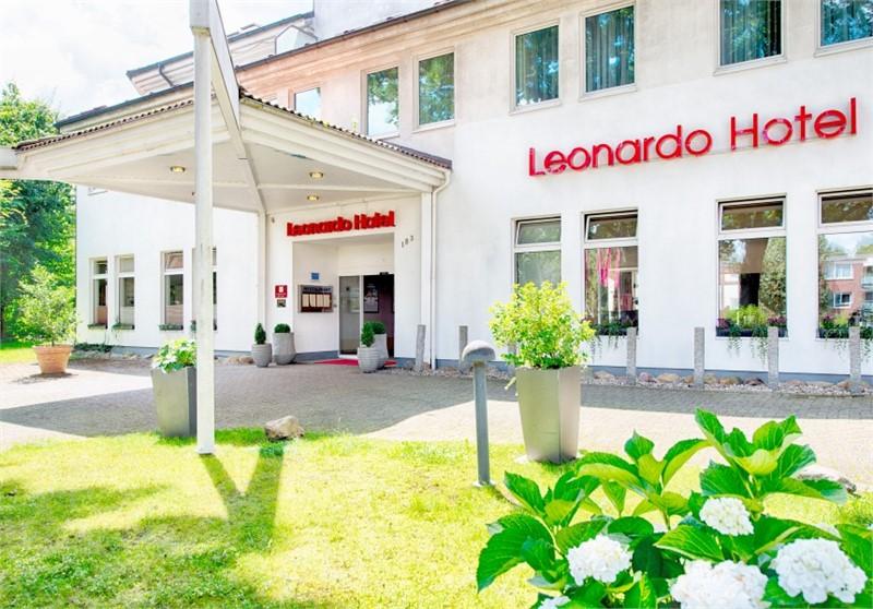 Tagungshotel am Flughafen Hamburg - Leonardo Hotel Hamburg Airport