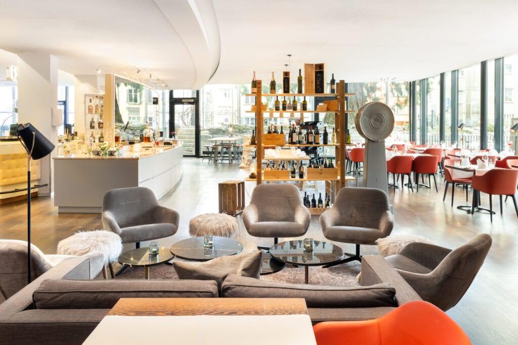 Radisson Blu Hotel St. Gallen - anfragen und buchen bei tagungshotel24.biz