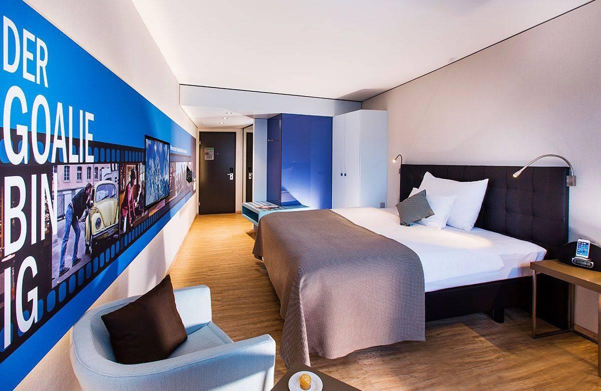 Arte Konferenzhotel Olten - Seminarhotels anfragen und buchen bei tagungshotel24.biz