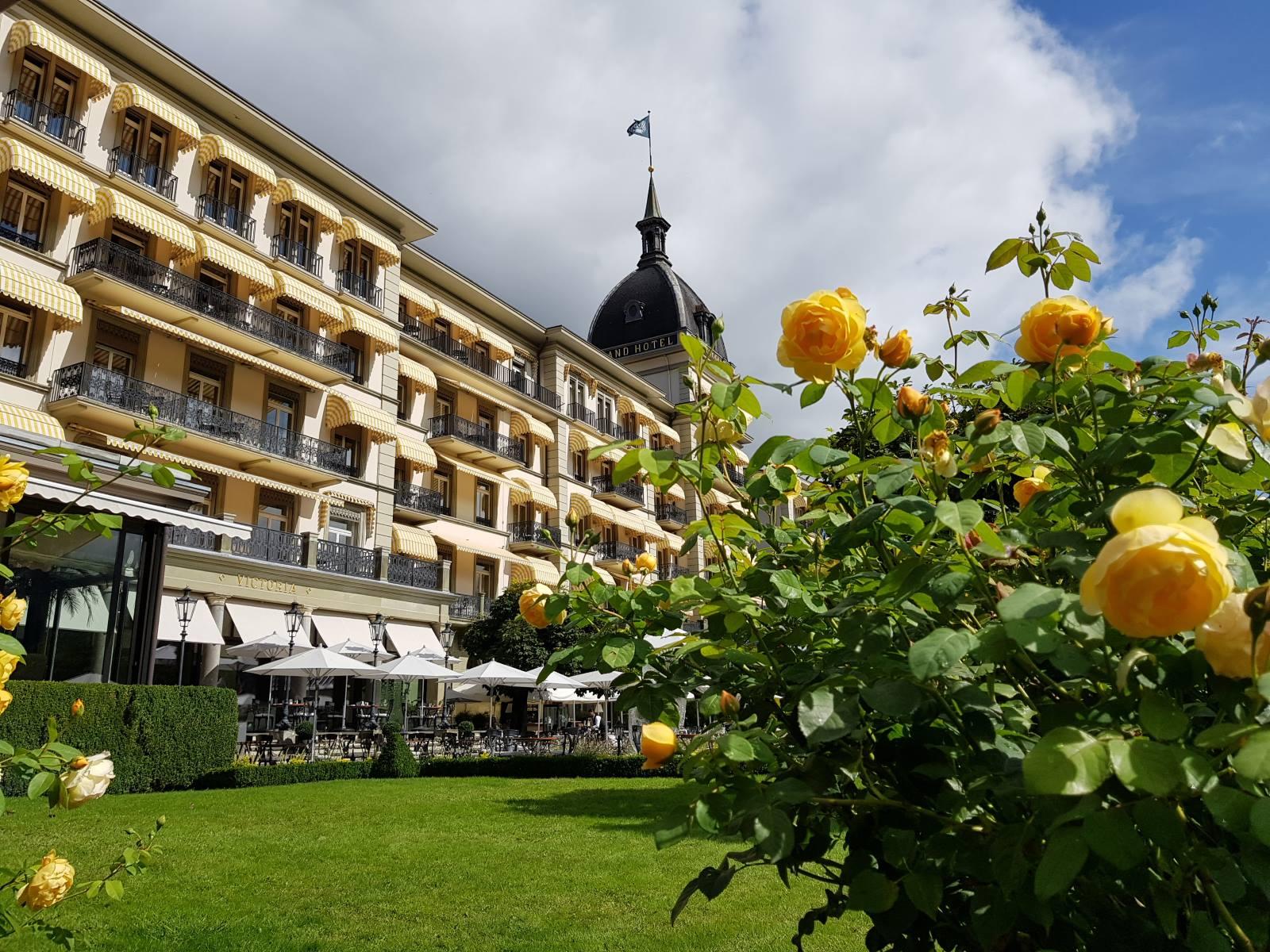 Victoria Jungfrau Grand Hotel & Spa - Seminarhotel im Berner Oberland