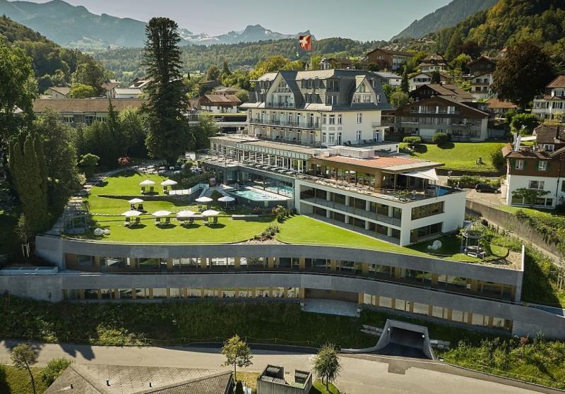 Belvédère Strandhotel Spiez – Tagungshotel am Thunersee