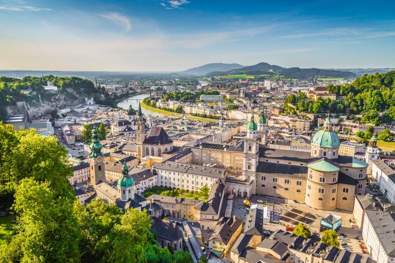 Tagungshotels in Salzburg anfragen und buchen